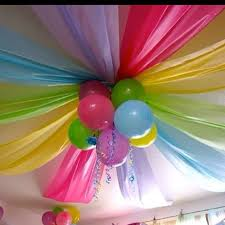 birthday decorations to make at home 10 ways to make your home magical plastic table cloths plastic