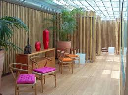 Pleasant Theme Awesome Bamboo Wall Panels In Asian Home Themed Feat Pleasant