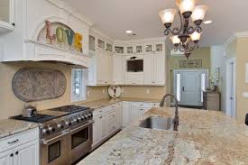 Range In Island Kitchen Relaxed Casual Kitchen Point Pleasant New Jersey By Design Line