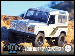 land rover 110 truck rc4wd gelande ii truck kit w defender d90 body set