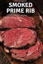 Standing Rib Roast Per Person by The Ultimate Smoked Prime Rib Roast Recipe Hey Grill Hey
