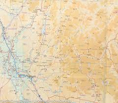 Idaho Map Usa by Northwestern Us Physical Map Maritime Fur Trade Wikipedia