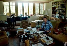 home design by annie vanity fair october 2016 bruce springsteen by annie leibovitz