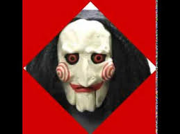 Saw Mask Make Your Own Jigsaw Mask Youtube
