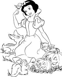 disney halloween printables printable disney princess snow white colouring pages for kids