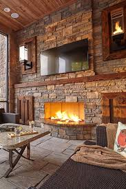 Outdoor Entertainment Center - outdoor living spaces