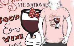 mickey hand with beer epcot food and wine festival shirt by