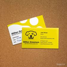 Vistaprint Business Cards Free Shipping Yellow Dog Business Card Vistaprint Cute Animals Pinterest