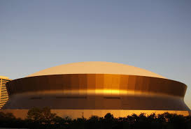 mercedes dome orleans saints sell superdome naming rights to mercedes