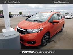 2018 new honda fit ex manual at honda of fayetteville serving