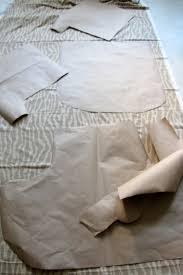 goodbye house hello home blog armchair and ottoman slipcover
