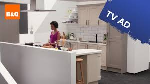 b u0026q kitchen tv advert 2017 youtube