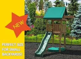 Backyard Swing Sets Canada Backyard Playsets Canada Outdoor Furniture Design And Ideas