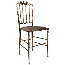 chaivari chairs antique italian bronze chiavari chair at 1stdibs