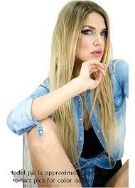 tressmatch hair extensions amazon com tressmatch 20 22 clip in remy remi human hair