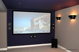 home theater design for home stunning decoration home theater in wall speakers unusual design