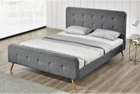 bed frames wallpaper hi res grey wood panel bed grey upholstered