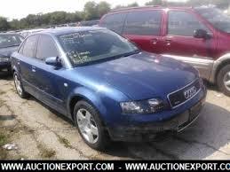 2004 audi a4 1 8 t quattro for sale used 2004 audi a4 1 8t quattro car for sale at auctionexport