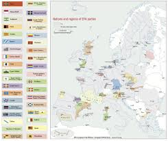 European Map by Map Of Separatist Movements In Europe Business Insider