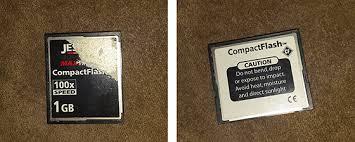 Memory Card Nikon D70 nikon d70s compact flash problem nikon dx slr d40 d90 d3000 d7500