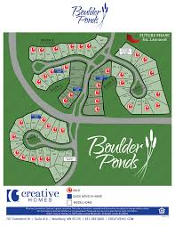 Lake Silver Floor Plan Boulder Ponds Homes For Sale In Lake Elmo Mn Creative Homes