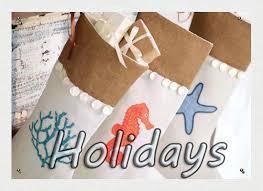 beach ornaments ocean ornaments and sealife holiday ornaments