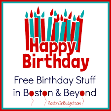 birthday stuff free birthday meals and offers in boston boston on budget