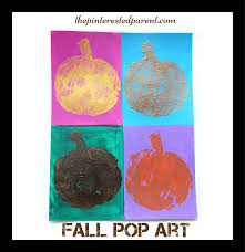 warhol inspired fall pop art u2013 the pinterested parent