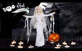 boo tiful halloween barbie unboxing review youtube