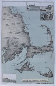27 best cape cod maps images on pinterest capes cape cod and