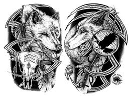 beautiful tribal tattoos contemporary styles