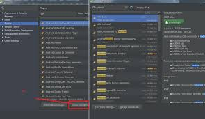 plugin for android how to install plugin in android studio stack overflow