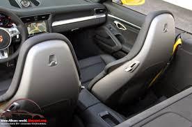 porsche 911 interior back seat automotive news 2013 porsche 911 carrera 4s