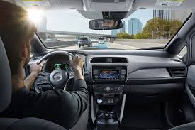 nissan leaf interior 2018 nissan leaf preview in elk grove ca nissan of elk grove