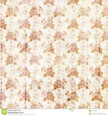 White Wood Grain Vintage Pastel Grungy Flowers And Wood Grain Background Design