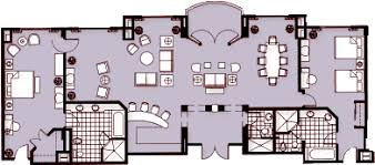 rosen shingle creek floor plan presidential suite floorplan king suite pinterest luxury