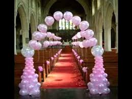 wedding decorating ideas simple wedding balloon decorating ideas