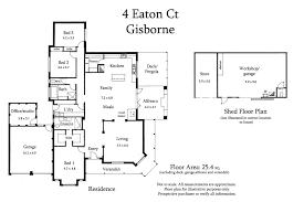 eaton centre floor plan 4 eaton court gisborne 3437 rt edgar