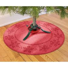 bungalow flooring bungalow flooring 20677 aqua shield 35 in round snowflake tree