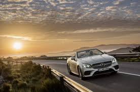 mercedes length mercedes e class cabriolet 2018 photos features business insider