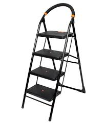 cipla plast folding ladder with wide steps 4 steps buy cipla