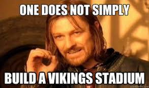 Minnesota Memes - vikings stadium debate in memes daily norseman