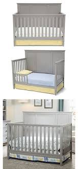Easton 4 In 1 Convertible Crib Delta Children Madrid 4 In 1 Convertible Crib Gray Convertible