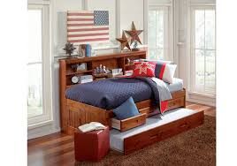 Bookcase Bed Frame Forrester Full Bookcase Bed Badcock Home Furniture U0026 More Of