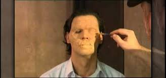 how to become a zombie with halloween prosthetics props u0026 sfx