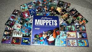 muppet trading cards muppet wiki fandom powered by wikia