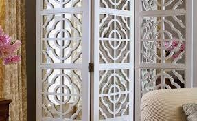 Tri Fold Room Divider Screens Interesting Dressing Screen Room Divider Dressing Screens And Room