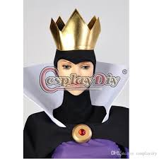 Halloween Costumes Evil Queen Women U0027s Snow White Evil Queen Luxury Dress Halloween Anime