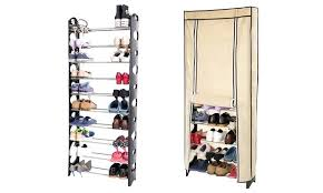 30 pair shoe cabinet 30 pair shoe cabinet for a pair rack with cover and legs 30 pair