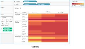 heat map in tableau top 50 tableau questions and answers for 2017 edureka